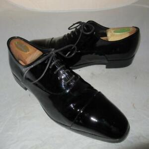 Hugo Boss Wedding Patent Leather Black