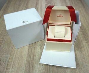 OMEGA-Watch-Box-Ribbon-Seamaster-Deville-Aquaterra-Ladies-Gift
