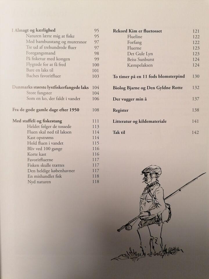 Fiskebøger, Bog