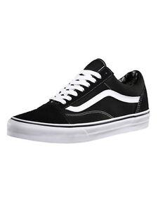 Vans-Men-039-s-Old-Skool-Trainers-Black