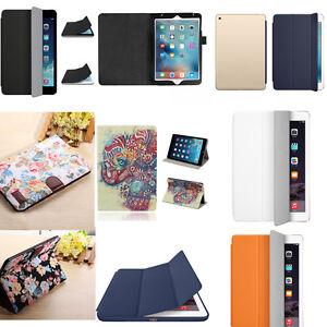 Ultra-Sottile-Magnetica-Smart-Stand-Pelle-Case-Cover-Custodia-Per-iPad-234-Air