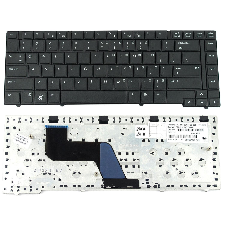 For HP Probook 6440b 6445b 6450b 6455b Keyboard Swedish Finnish SE FI no pointer