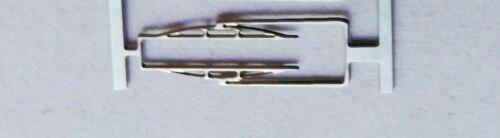 ZIL-111 1:43 Photo-etched parts windscreen wiper 13mm chrom GAZ-13 RAF-977D