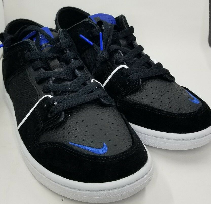 Wild casual shoes Nike SB Dunk Low Pro SOULLAND Quick Strike Black 918288-041 Price reduction