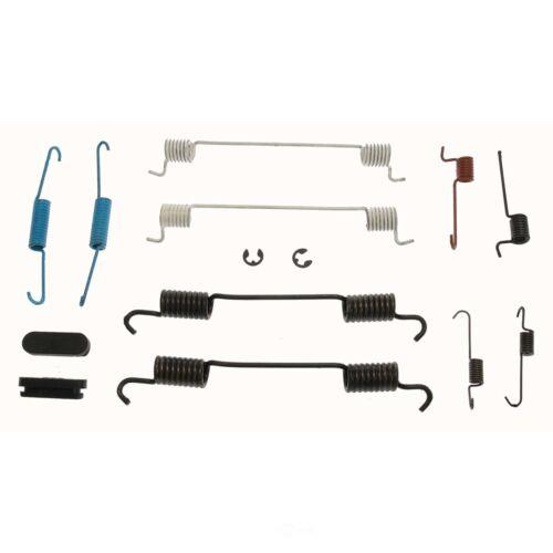 Drum Brake Hardware Kit Rear Carlson 17492 fits 2014 Mitsubishi Mirage
