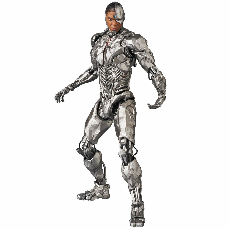 MAFEX No.063 figura Cyborg la Liga de la justicia Medicom Juguete de Japón