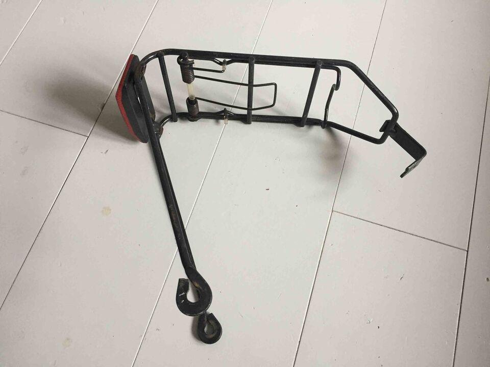 Bagagebærer, børnecykel