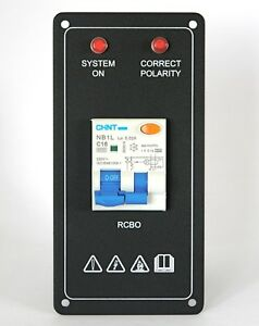 Narrowboat-Boat-AC-Control-Panel-with-RCBO