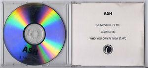 ASH-Numbskull-1999-UK-3-trk-promo-test-CD-Nirvana