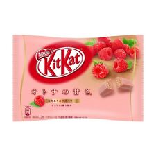 Nestle Kit Kat Mini Raspberry Chocolate 12pcs 3pack Made in Japan F/S