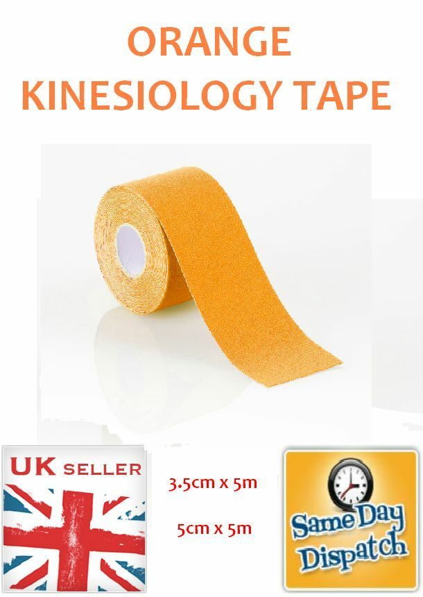 Kinesiology Tape Muscle Sports Physio Muscle Tape Strain Injury Support KT Sports 2.5 5 7cm baf1f4