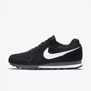 Nike MD 2 Runner 2 MD Scarpe da ginnastica Uomo Nero     ddc342