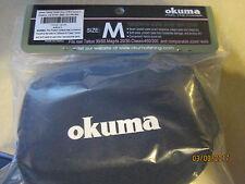 OKUMA REEL COVER  fits MANY ROUND REELS 300's 400's Penn 320LD 209M & more NEOPR