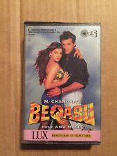 Beqabu - Anu Malik - Rare Bollywood Cassette - Tips 1st