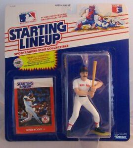 1988-Wade-Boggs-Starting-Lineup-SLU-Sports-Figurine-BOSTON-RED-SOX