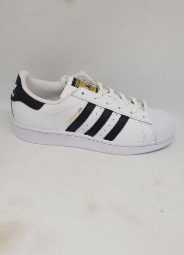 Uk5 Cuir Adidas C77154 38 Superstar Chaussures NouveauOVP Gr Sneaker Blanc 354jLAR