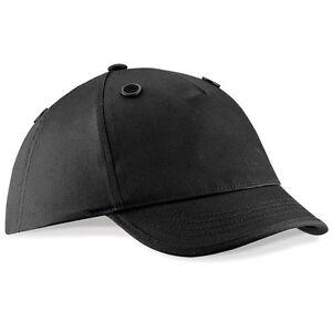 DARK BLUE or BLACK Adjustable Cotton Twill Blank Riding Baseball Bump Hat Cap