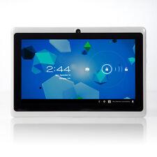 "7"" Android 4.1 Capacitive Dual Camera 4GB Tablet PC Pad Apad Book Reader FREE SP"
