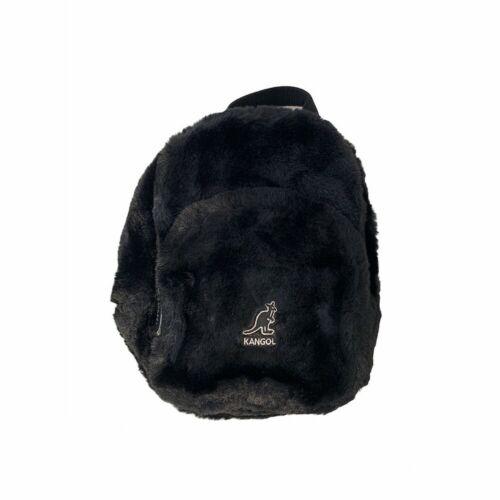 Kangol Teddy Mini Backpack Zaino Donna SL1269 99 Black