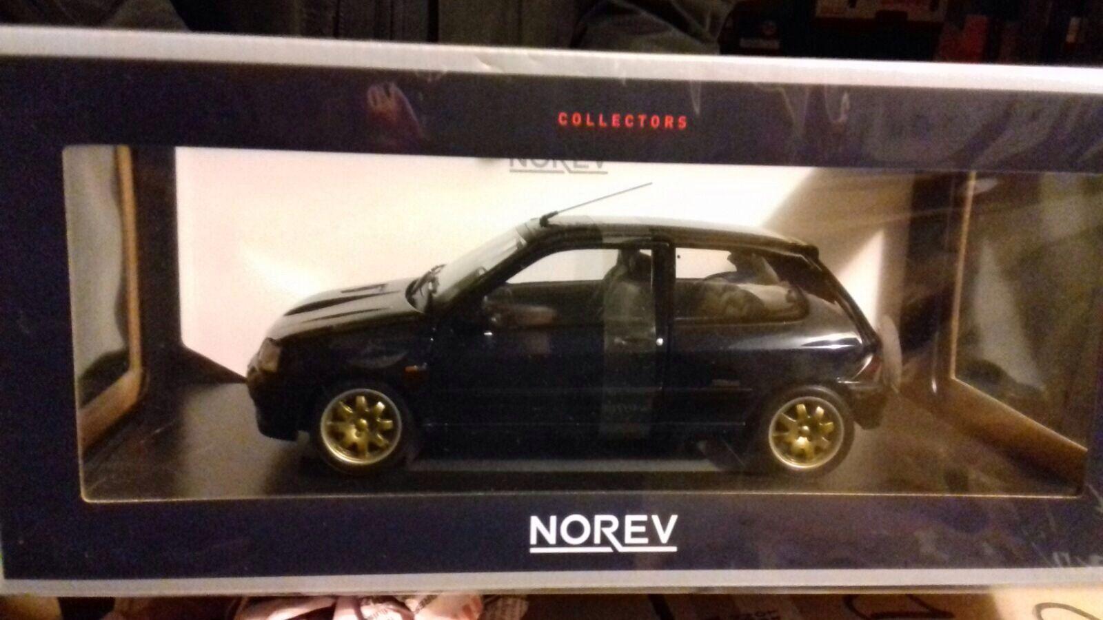 1 18 NOREV - RENAULT CLIO