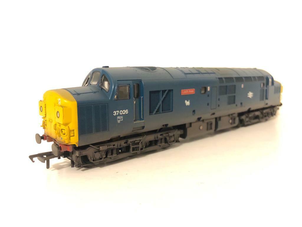 "Bachuomon 32779Z classe 37  37026 ""Loch Awe"" Weatherosso"