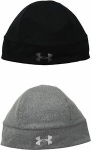 Under Armour Mens Earbud Beanie, 2 Colors