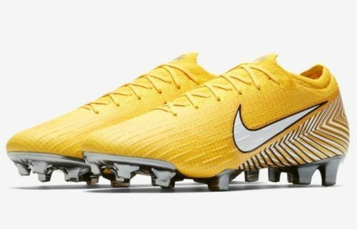 3a989359c Nike Mercurial Vapor 12 Elite VII Neymar NJR FG Soccer Cleats Ao3126-710  Size 12 for sale online | eBay