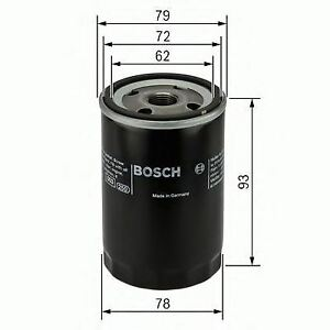 BOSCH-ENGINE-OIL-FILTER-OE-QUALITY-REPLACEMENT-0451103363