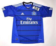 HSV Trikot Gr. 164 Kinder Hamburg Adidas Fly Emirates Shirt blau Klassiker Shirt