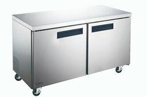 VORTEX-48-034-Commercial-2-Door-Under-Counter-Freezer