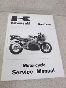 98 99 KAWASAKI NINJA ZX 6R ZX6R ZX600G H ZX600 600 OEM