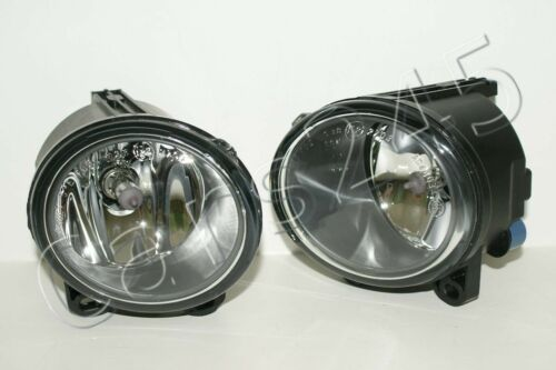 Fog Driving Lights Lamps PAIR BMW 3 Series E92 E93 M3 M-Package Coupe Cabrio 06