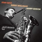 "Jazz Giants '58 by Oscar Peterson Trio/Gerry Mulligan/Harry ""Sweets"" Edison (Trumpet)/Stan Getz (Sax) (CD, May-2013, Phoenix Jazz)"