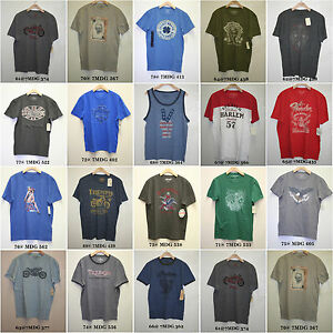 Lucky-Brand-Men-039-s-Graphic-T-Shirts-New-with-Tag