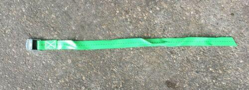 Gurtschnellverschluss GSV Spannband Schnellspanner Schnellverschluss 55cm neu