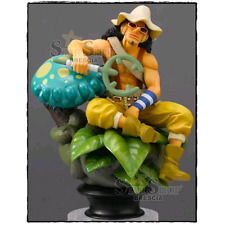 ONE PIECE - Chess Collection Vol.1 - Rook Black - Usopp Megahouse