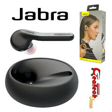JABRA Auricolare Bluetooth Wireless ECLIPSE Con Audio HD e Dock di ricarica NERO