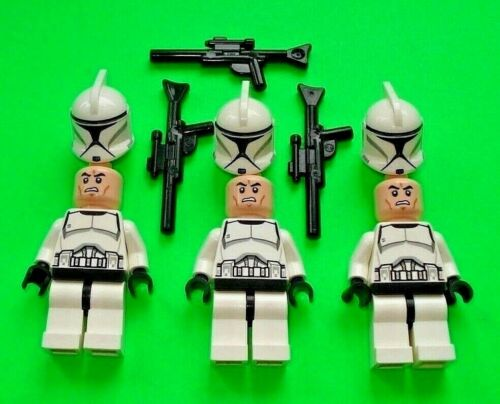 LEGO STAR WARS ### CLONE TROOPER ARMEE FIGUREN AUS SET 75000-75015 ### =TOP!