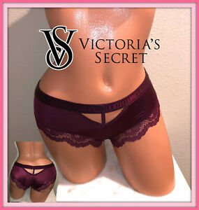 f641713279ed VICTORIA SECRET VERY SEXY CHEEKY PANTY LG BERRY ROYALE SIGNATURE ...