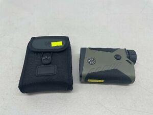 Sig Sauer KILO 2400BDX Monocular Laser Rangefinder