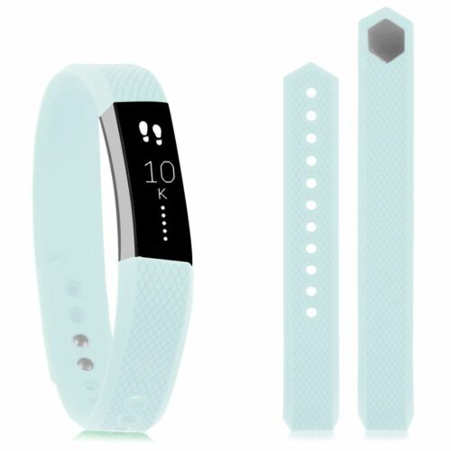 Large Replacement Silicone Wristband Band Bracelet Strap for Fitbit Alta /& HR