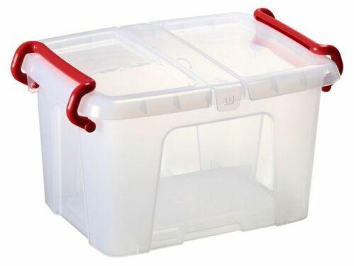 145 L avec bon marché vrac tarification!!! Agrafes en plastique Boîtes de rangement dans toutes les tailles 1.7 L