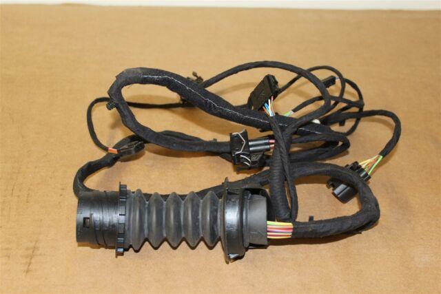 genuine volkswagen sharan door loom wiring set ebay rh ebay co uk vw t4 door wiring harness vw t4 door wiring harness
