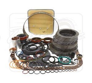 Dodge Jeep A500 40rh 42rh 42re 44re Transmission Master Rebuild Kit 1992 On Ebay