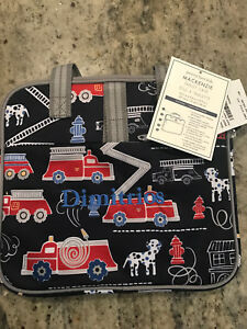 Pottery Barn Kids Mackenzie Firetruck Tablet Case Mono