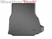 WeatherTech Cargo Liner Trunk Mat for Chevrolet Impala - 2006-2013 - Black