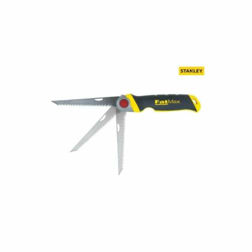 Stanley FatMax Folding Plasterboard Jab Saw Drywall Jabsaw Cutter STA020559 New