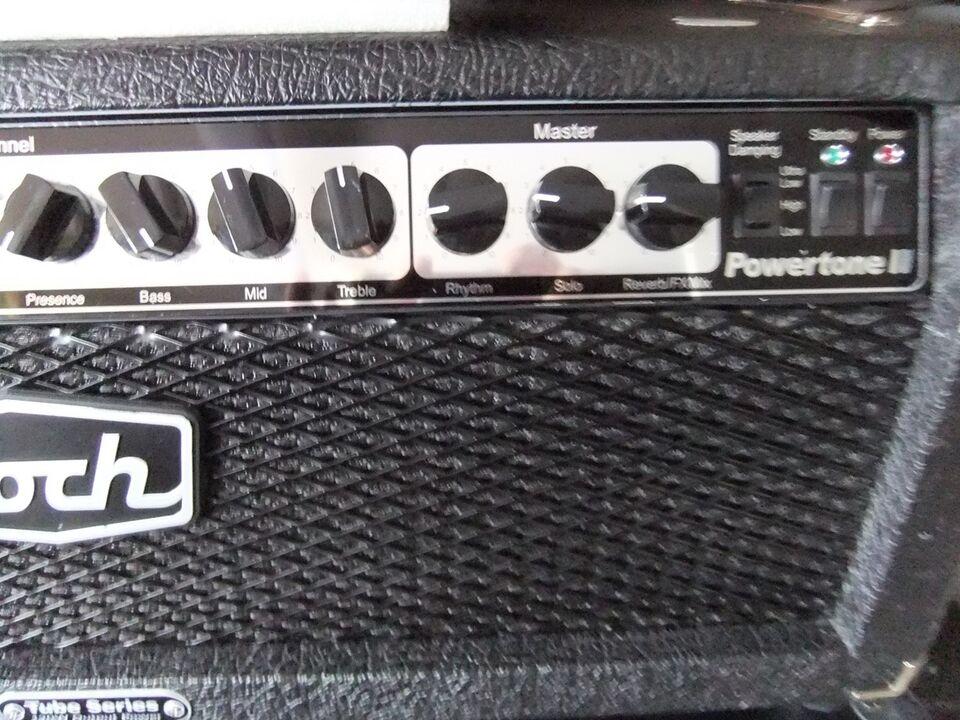 Guitarforstærker, Koch Powertone II, 120 W