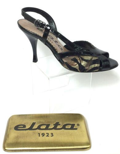size 40 fbdf5 c36e2 Donna Sandali Italy Tacco Made Elata Cm Scarpe Eleganti H ...