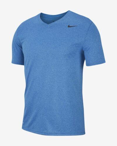 NWT Nike Men/'s Dri-Fit Legend 2.0 V Neck Short Sleeve Shirt Tee Sz 2XL 718839